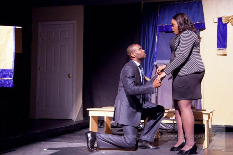 All My Struggles - Stage Play