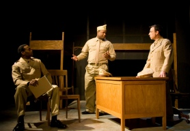 Captain Davenport, Corporal Ellis & Captain Taylor