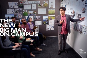 The New School | Josh Rothstein (director)