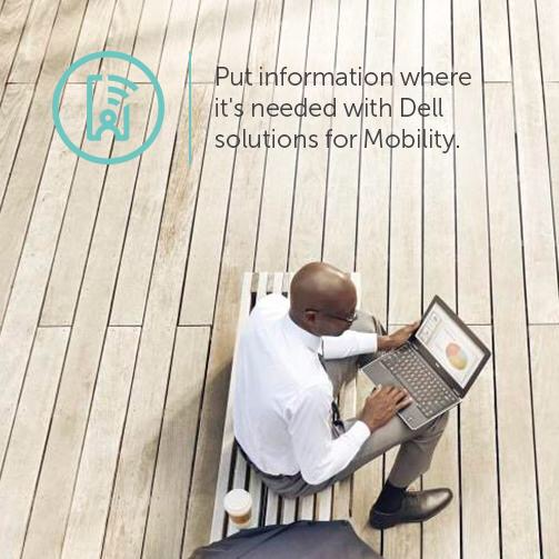 "Dell ""Security & Mobility Solutions"" 