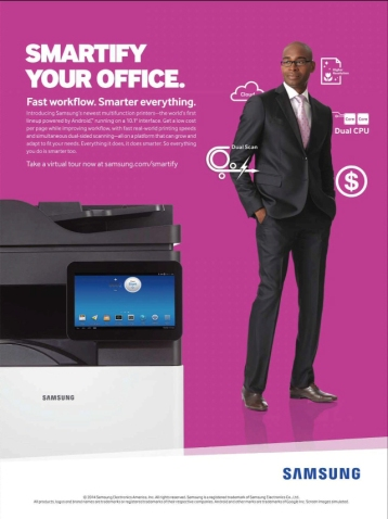 "Samsung ""Smartify Your Office"" 