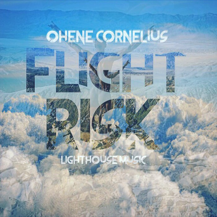 Ohene Cornelius_Flight Risk_AlbumArt