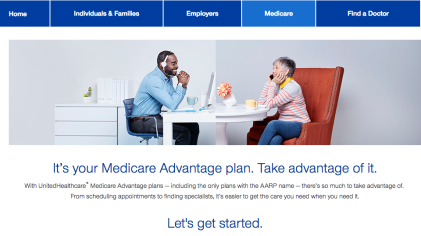 UnitedHealthcare | Photography by Liz Von Hoene